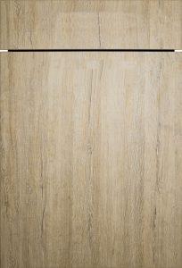 Hacker Silk Grey Oak Door